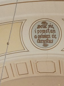 Na stropě